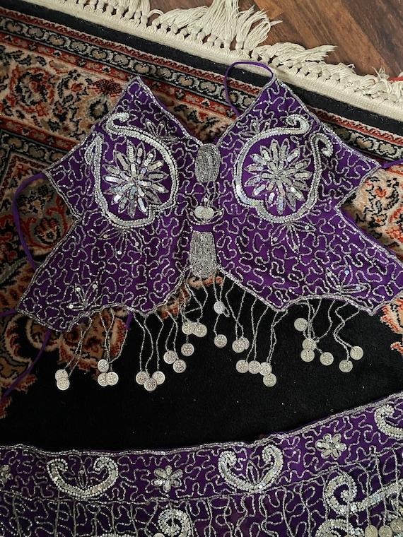 Burlesque Dancer Belly Dancer Costume Belly Dance… - image 10