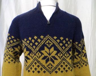 96bf480e14bd Vintage 90s Sweater Vintage IZOD Sweater Men s Large