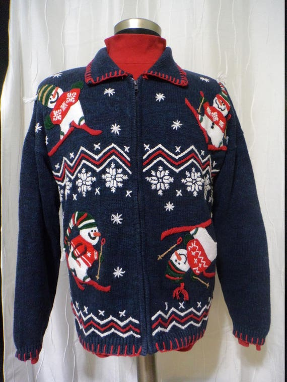 image 0 - Vintage Christmas Sweater