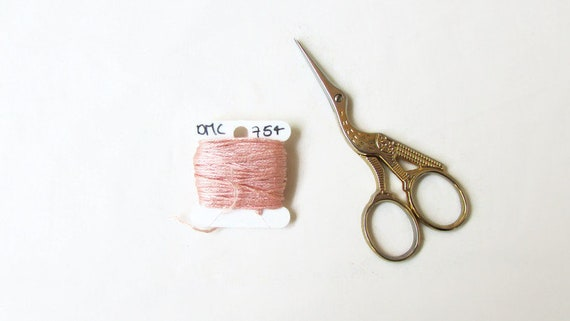 DMC Stranded Cotton Thread Colour 754 For Embroidery /& Cross stitch
