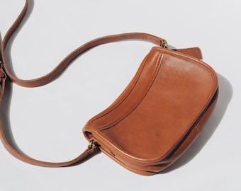 Vintage crossbody coach bag
