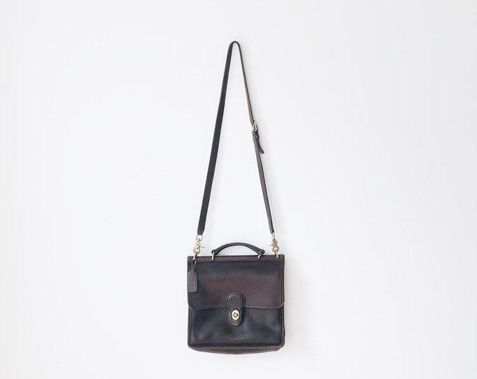 Vintage COACH Wilson purse