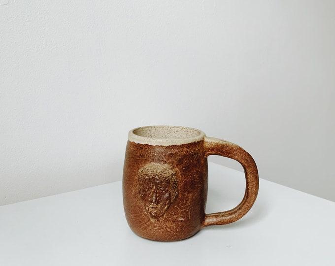 Vintage ceramic mug | vintage mug | vintage pottery | vintage ceramics | ABLE SHOPPE