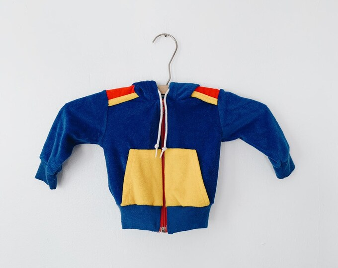vintage baby sweatshirt