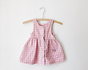 vintage lee denim baby dress