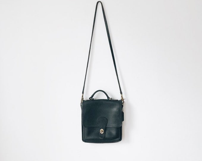 Vintage coach bag | COACH station bag