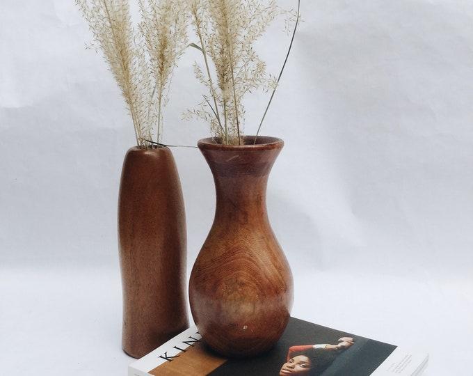 Wooden vases   wooden decor   ABLE SHOPPE