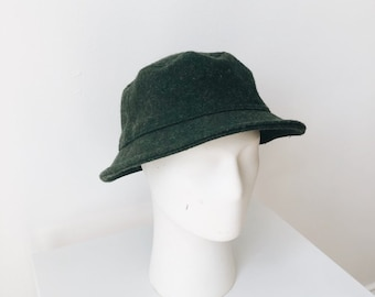 Vintage Filson wool bucked hat