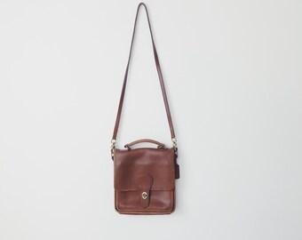 Vintage coach bag | COACH station bag