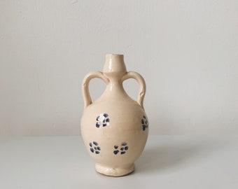 Vintage mini hand painted ceramic