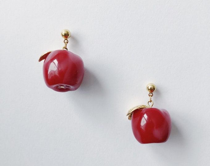 vintage statement earrings | pierced earrings | statement earrings | dangle earrings| Able Shoppe