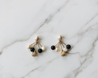 Vintage drop earrings