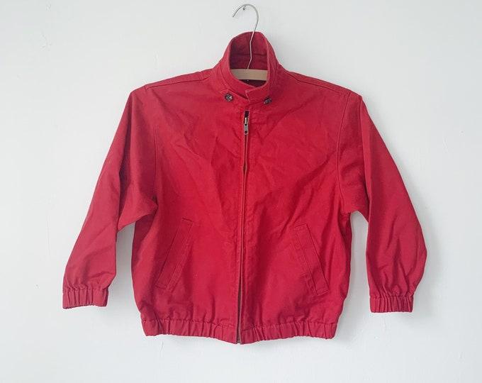 vintage toddler jacket