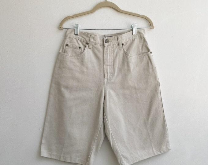 Vintage tan shorts