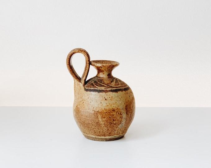 Vintage ceramic vase