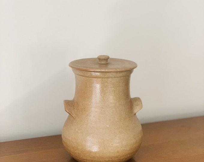 Vintage Ceramic container