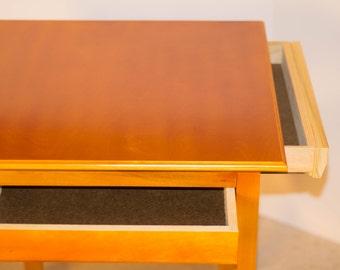 More Colors. End Table (secret Compartment)