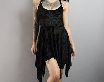 Psychara Dress Custom Fabric For Heidi