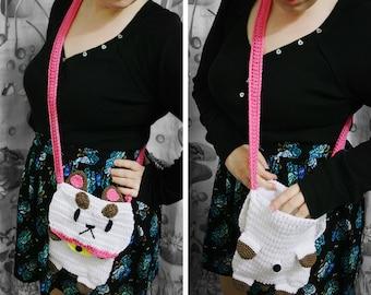 Puppycat Crossbody Bag