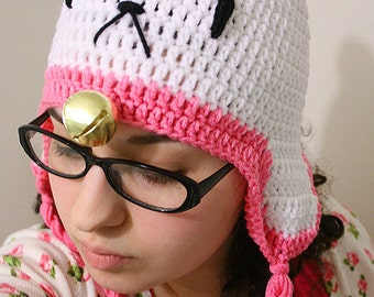 Puppycat Hat (Adult size)