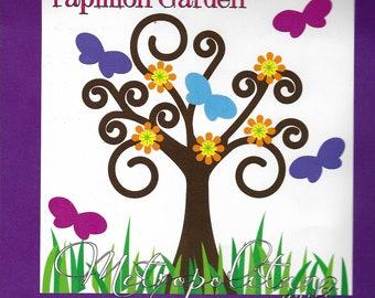 Papillion Garden Art Quilt Pattern