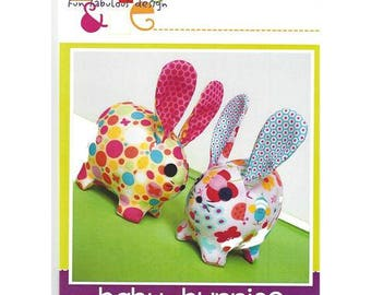 Baby Bunnies by Melly & Me - Paper Printed Pattern