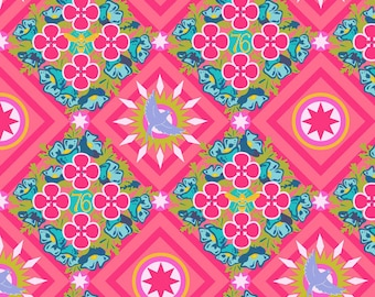 76 - Seventy Six by Alison Glass for Andover Fabrics - A A-8444-E Renewal in Ruby