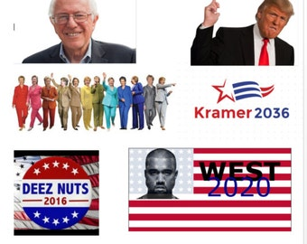 Political Sticker