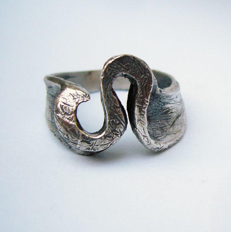 Leo Statement Ring Leo Jewelry, Israeli Jewelry Leo Zodiac Sign Sterling Silver Ring Silver Zodiac Ring Silver Leo Ring Unisex Ring