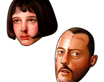 Leon: The Professional Sticker Pack
