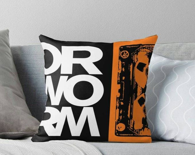 ORWORM © hatgirl.de |  Living room cushion with cover as a noble gift for Mother's Day or to move / to the new apartment