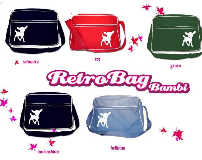 Retro Bag Bambi