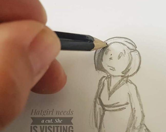 Comic-Character-Dein individuelles Kunstwerk vom Foto gestalten lassen als Geschenk zu Weihnachten
