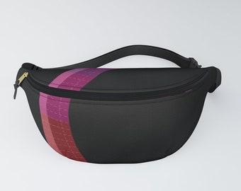 hatgirlBAGS belt bag minimalistic simple dark colorful Christmas gift