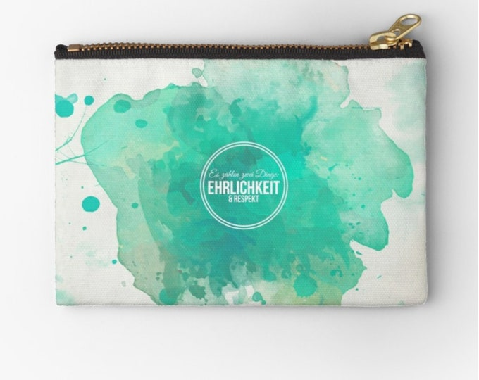 "Clutch ""honesty and respect"" © hatgirl.de"