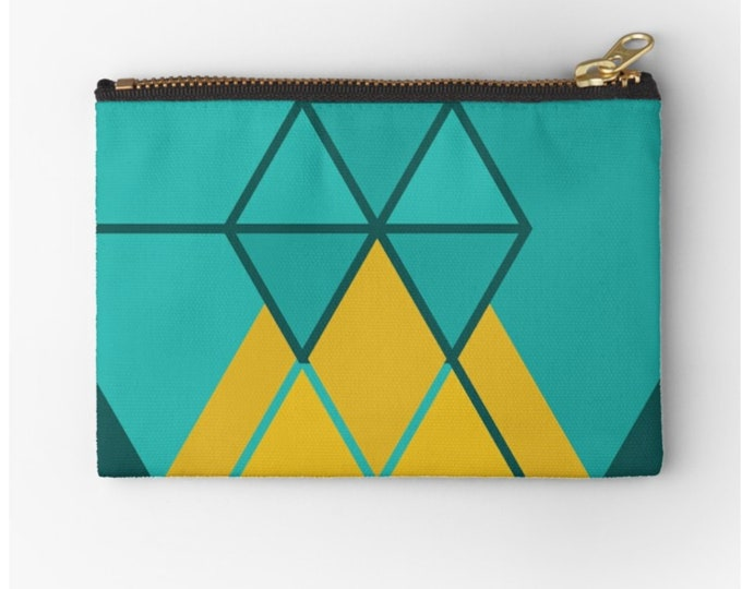 Clutch colourful Minimalism © hatgirl.de