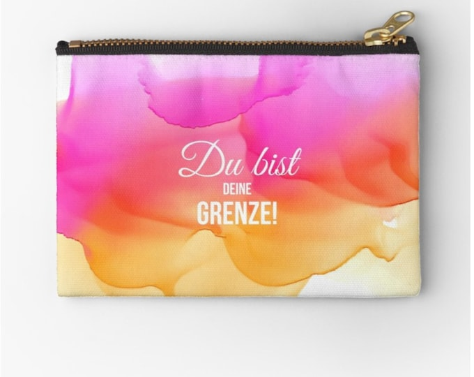 "Clutch ""You are your limit"" © hatgirl.de"
