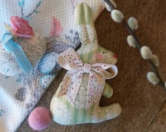 Easter bunny hanging decoration