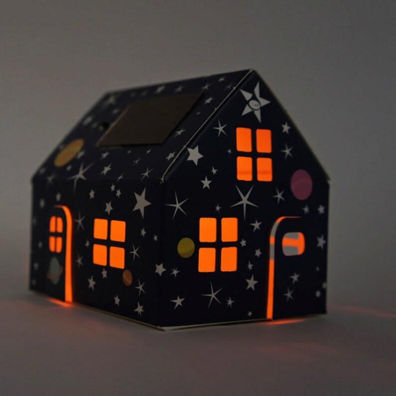 CASAGAMI STARRY NIGHT solar night light  Sustainably designed image 0