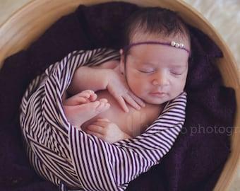 Newborn girl photo outfit / Newborn wrap / Newborn photo prop wraps / Wraps for photography / super stretchable wrap  / baby wrap