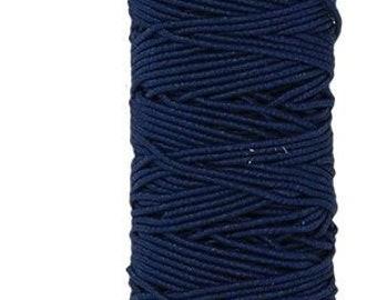 Elastic-0390-0810 Sewing yarn Elastic sewing thread 10 m