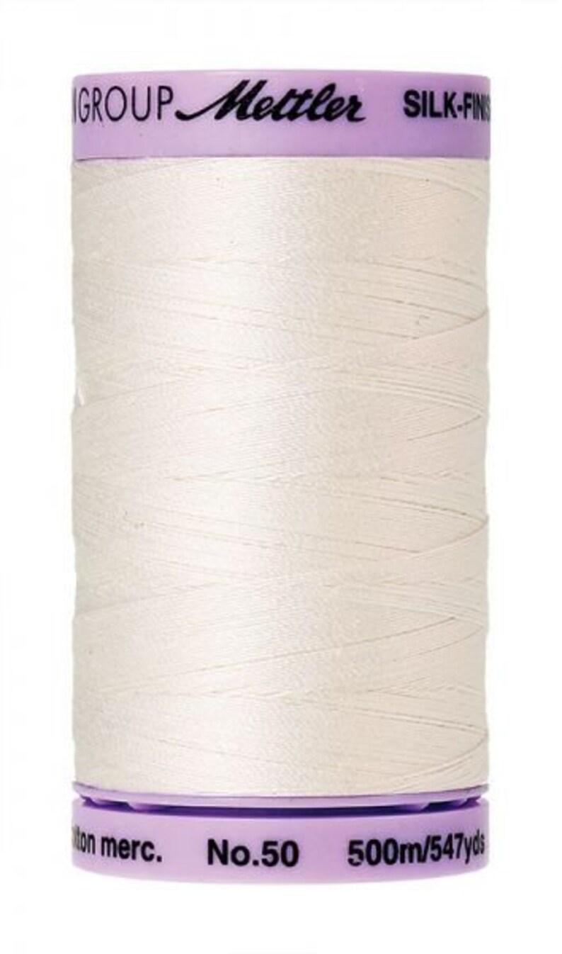 Amann Mettler Silk-Finish Cotton Nr 8 Farben, 150 m 50 Autumn