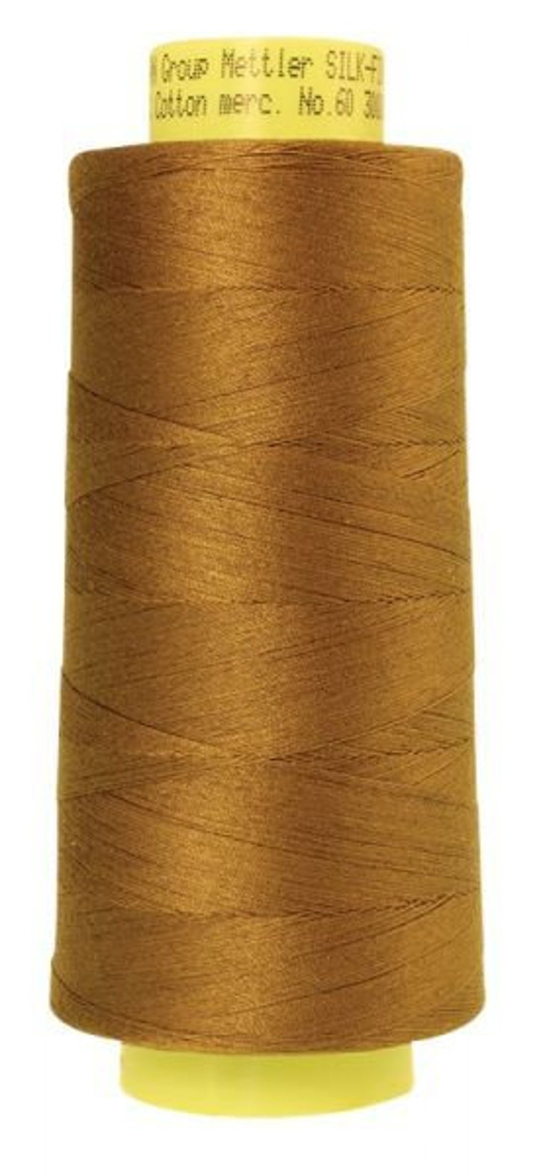 Silk-F Overlockgarn Silk finish cotton 60 2743 m