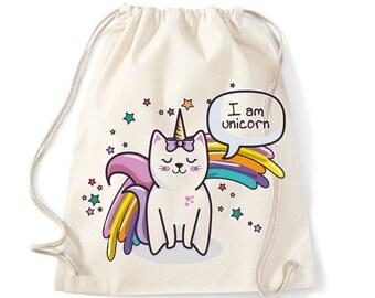 Gym Bag Unicorn
