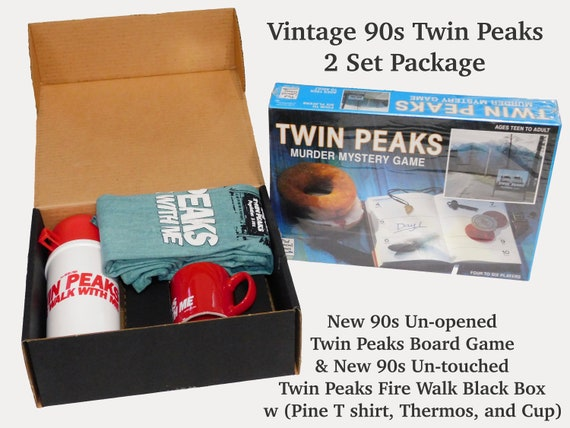 Twin Peaks Very Rare 1992 Fire Walk With Me Movie