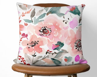 "Beautiful High Quality Pillow 16""x16"" Available With or Without Pillow Insert 