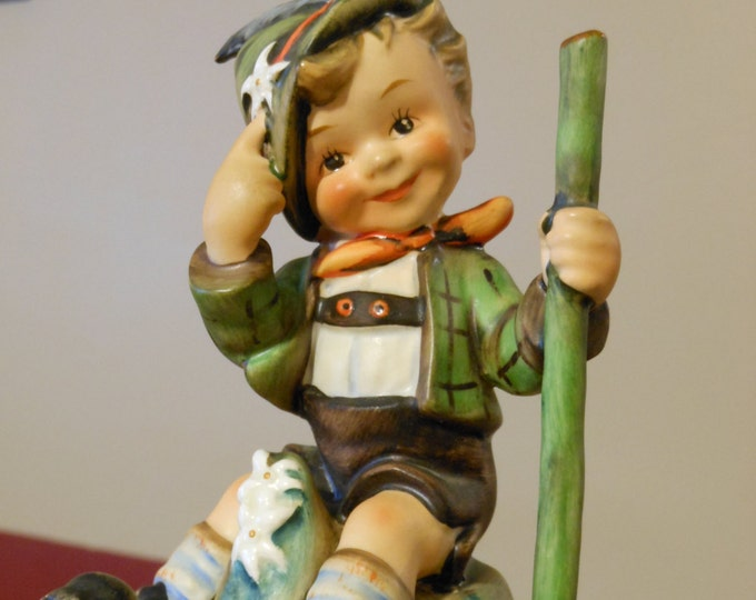 M.I. Hummel Figurine: Mountaineer TMK4 #315