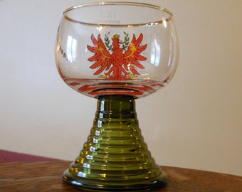 Innsbruck Austria Tyrol Souvenir Goblet