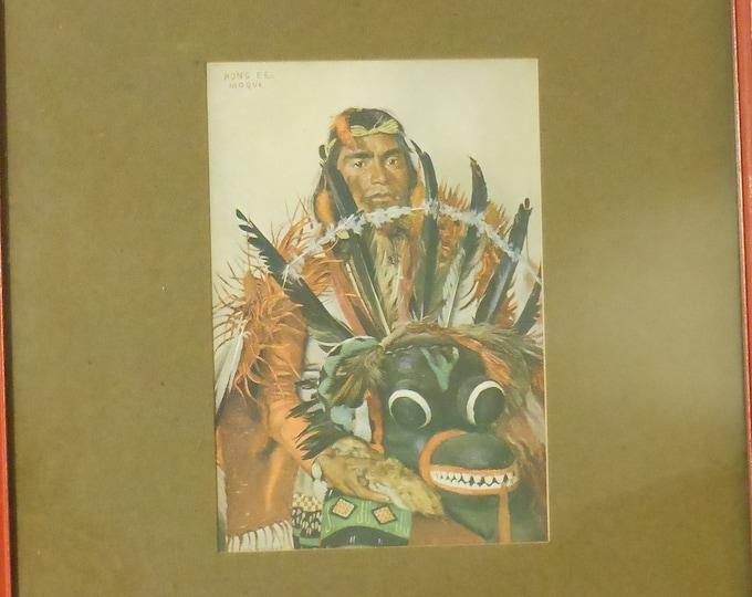E.A. Burbank Print: Hong-ee Moqui
