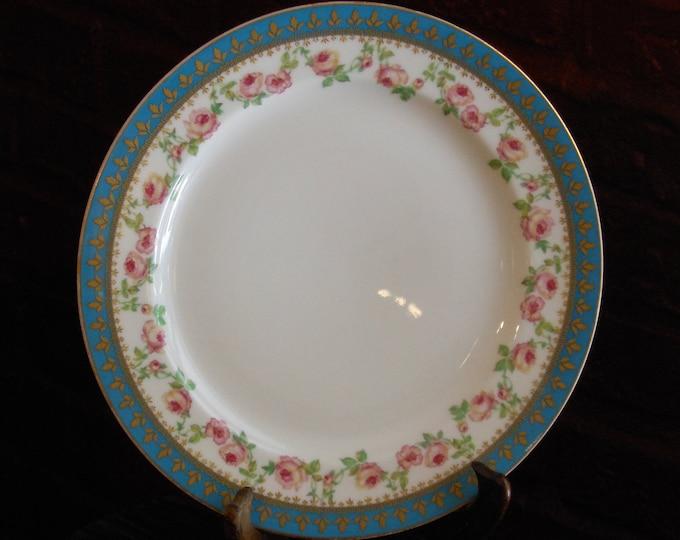 Haviland Limoges Vintage Dinner Plate